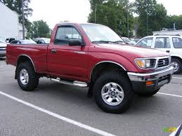 1996 Toyota Tacoma Review