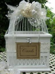 How To Decorate A Wedding Post Box Pretty wedding post boxes trang trí tiệc cưới Pinterest 98