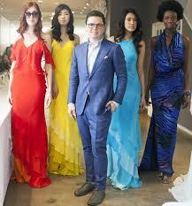 Houston Fashion Designers David Peck Files For Bankruptcy Houstonia