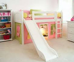 pink girls bedroom furniture 2016. Bunk Bed And With Slide Pink Girls Bedroom Furniture 2016