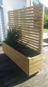 Deck Privacy Wall Designs Gorgeous Privacy Wall Planter Design Ideas To Make Your Home