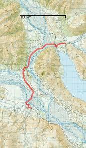 Te Araroa Crossing The Rakaia And Rangitata Rivers