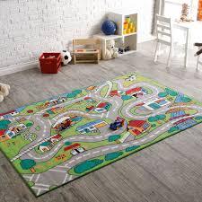 kids room carpet football rugs for rooms ball motif