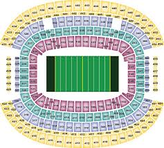 Dallas Cowboys Seating Chart Dallas Cowboys Seating Chart For Cowboys Stadium