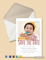 Save The Date Template Word Free Save The Date Birthday Invitation Template Word Psd
