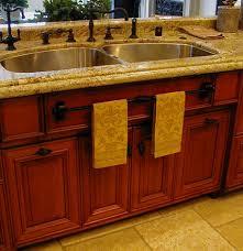 Under Kitchen Sink Cabinet Kitchen Towel Racks For Cabinets Cliff Kitchen