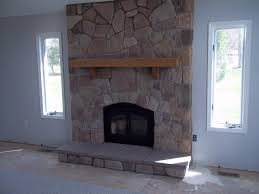perfect remodel brick fireplace before and after