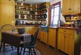 Impressive Primitive Kitchen Cabinets and Workshops Of David T Smith Custom Kitchens  Primitive