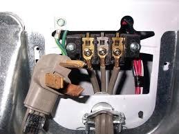 dryer receptacle wiring diagram 4 wire dryer plug diagram \u2022 wiring samsung dryer gas line hookup at Samsung Electric Dryer Wiring Diagram