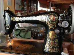 1910 Singer Sewing Machine G Series