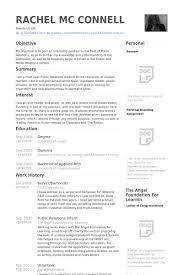 Server Bartender Resume Samples Visualcv Resume Samples Database