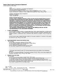florida form 82050 florida real estate disclosure form fill online printable