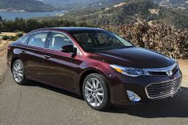 2015 Toyota Avalon iii – pictures, information and specs - Auto ...