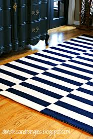 new rug for the entry