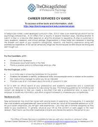 Awesome Collection Of Psychology Sample Resume In Community