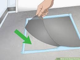 epoxy flooring. Unique Flooring Image Titled Do Epoxy Flooring Step 1 To