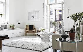 Scandinavian Living Room Design Model