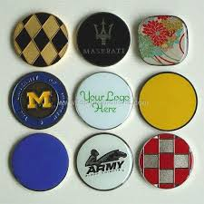 ball markers. golf ball marker hat clip markers