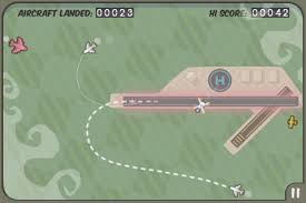 last week gaming developer firemint released their newest iphone game into the app called flight control app yes the same firemint that has