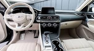 2018 Genesis G70 Review - Top Speed. »