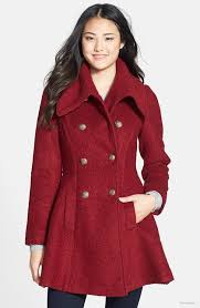 guess double ted boucle coat available for 159 90