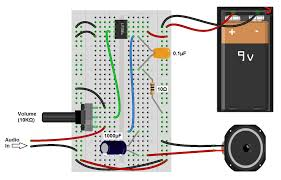 image dynamic microphone circuit diagram pc android iphone build a great sounding audio amplifier bass boost from the lm386 image dynamic microphone circuit diagram pc android iphone
