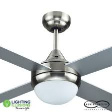 brushed nickel azure timber bladed 48 ceiling fan with e27 light lighting illusions