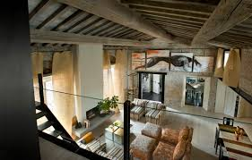 Ponte City Apartments Inside