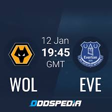 Wolverhampton Wanderers - Everton » Live Score & Stream + Odds, Stats, News