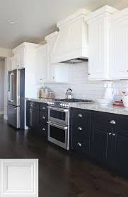 Houzz White Kitchen Cabinets Backsplash Whitekitchens And