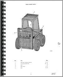 bobcat 722 skid steer loader parts manual Bobcat Skid Loader Parts Diagrams Bobcat Skid Loader Parts Diagrams #55 bobcat 742b skid loader parts diagrams