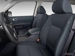 2016 honda pilot front seat