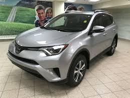 New 2018 Toyota RAV4 4 Door Sport Utility in Calgary, AB 180741