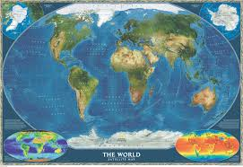 satellite world map maps national geographic new geography