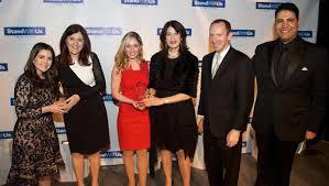 Hamden woman receives leadership award