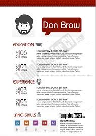 Interesting Cv Examples 25 Creative Cv Templates That Will Make You Stand Out