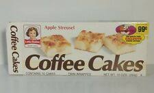 Mix together the streusel ingredients and sprinkle over the top of the batter. Little Debbie Cream Cheese Streusel Cakes For Sale Online Ebay