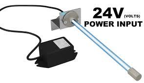 A C Uv Light 24 Volts Pureuv Uv Light Air Purifier For Ac Hvac Coil 24v