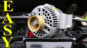 how to replace an alternator how to replace an alternator