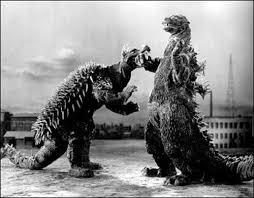 Godzilla Evolution Chart The Evolution Of Godzilla List