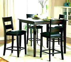 tall bistro table. Tall Pub Table Kitchen High Top Tables Set Round Bar And Chairs Bistro I
