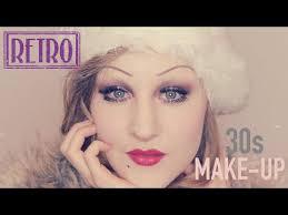 jean harlow 30er jahre makeup retroperspektive