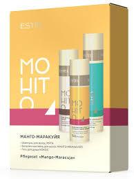 <b>Универсальный набор</b> MOHITO для волос и тела манго-маракуйя ...