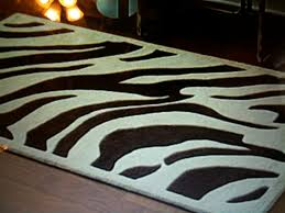 hot summer zebra rugs that won t break the bank