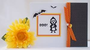 Card Making Ideas For Halloween