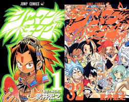 Sites anime shaman king