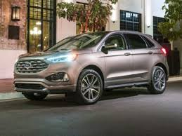 2020 Ford Edge Exterior Paint Colors And Interior Trim