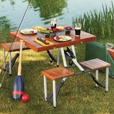 leisure season pft12 portable folding picnic table by portable folding picnic table f95
