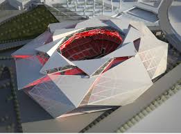 Atlanta Authority Hires Architecture To Design Falcons Stadium
