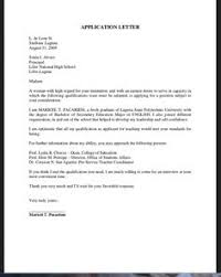 Elementary Teacher Cover Letter Sample | Professional | Pinterest ...